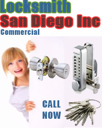 24 Hour Commercial Locksmith San Diego